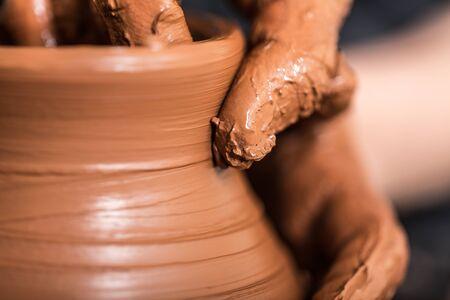 isaiah: Pottery.