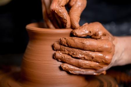 ollas de barro: Artesanía.