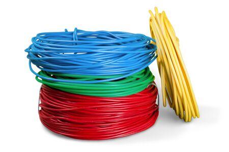 electricidad: Cable.
