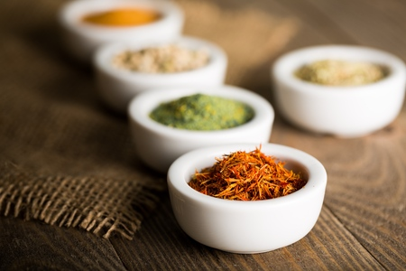indian food: Spice.