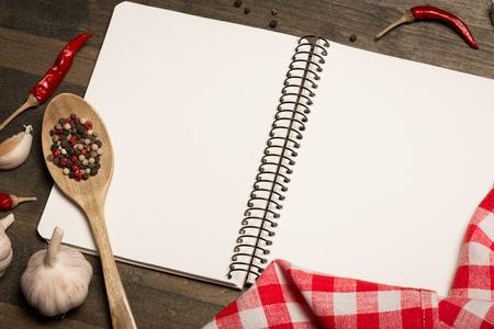 cook book: Cook.