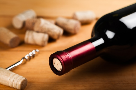 des vins: Wine. Stock Photo