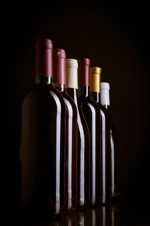 corked: Wine. Stock Photo