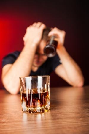 alcohol: Alcoholism.