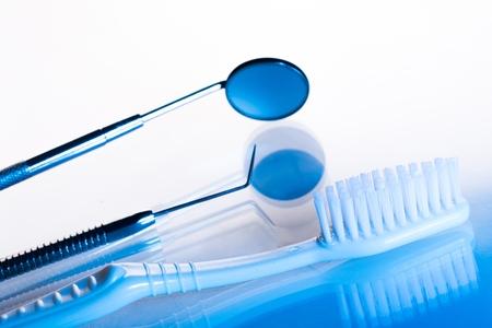 dental hygiene: Dental Hygiene. Stock Photo