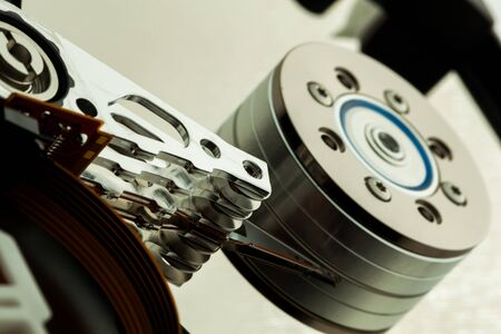 hard drive: Hard Drive. Stock Photo