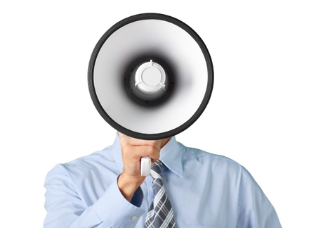 megafono: Megáfono.