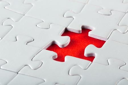 Puzzle. Stock Photo - 48663407