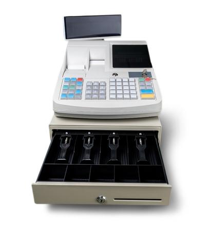 cash money: Caja registradora.