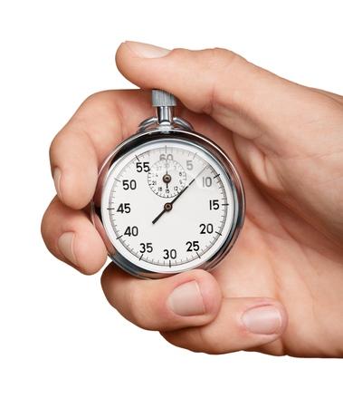 stopwatch: Speed.