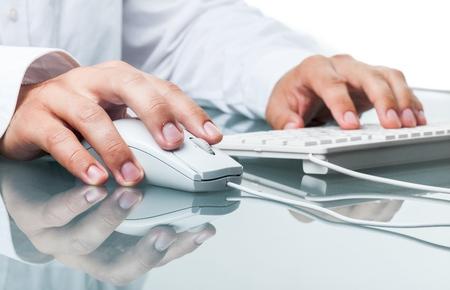 informático: Computadora.