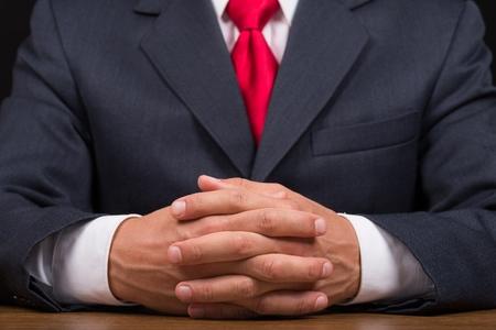 job interview: Interview.