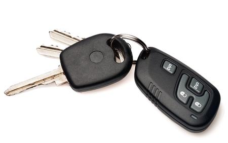 car key: Keys.