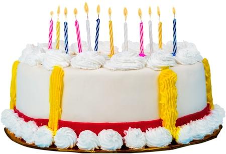 gateau anniversaire: Anniversaire.