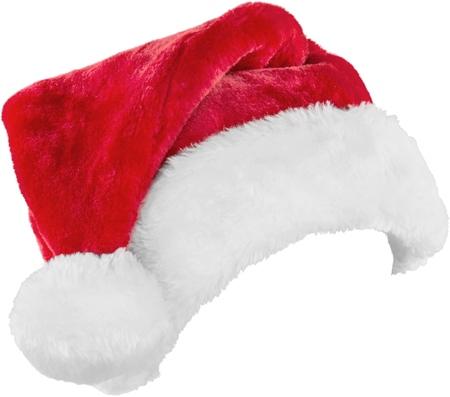christmas hat: Santa Hat.
