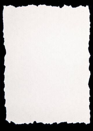 Papier.