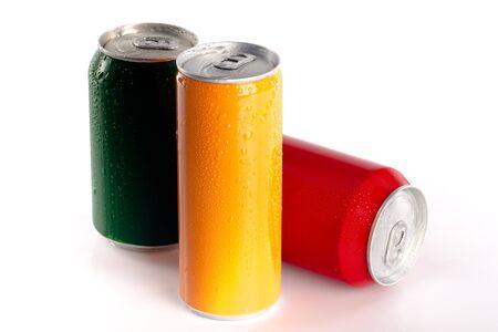 quencher: Soda. Stock Photo