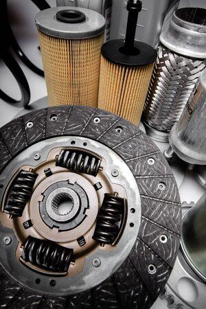 round rods: Car.