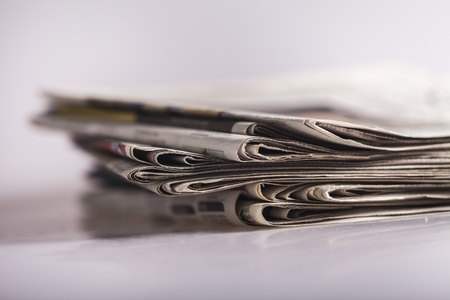 breaking news: Press.