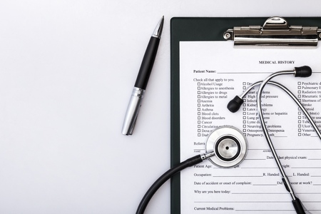 medical exam: Medical.