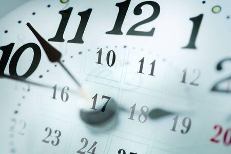 event calendar: Calendar. Stock Photo