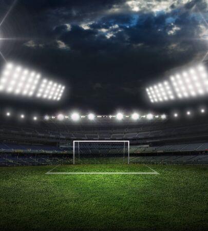 cancha de futbol: Objetivo.