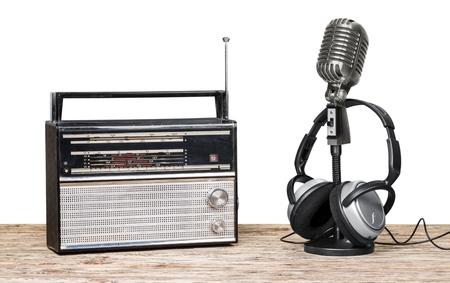 portables: Radio.