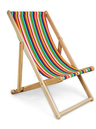 strandstoel: Stoel.