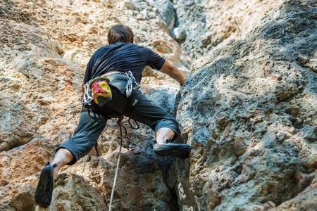 escalando: Escalada.
