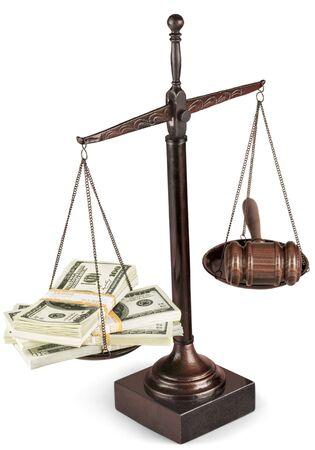 balanza justicia: Escala.