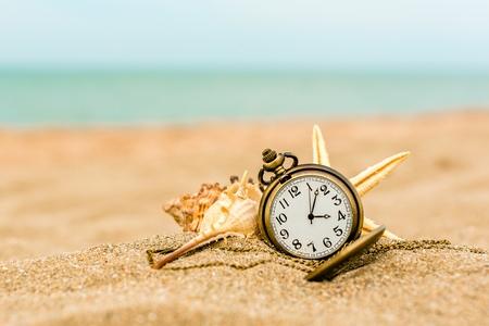 Temps.  Banque d'images - 48737101