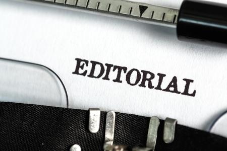 editorial: Editorial.