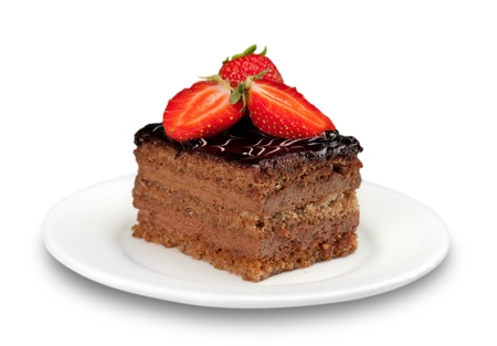 Cake. Stock Photo