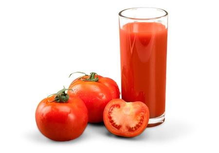 Tomatensaft.