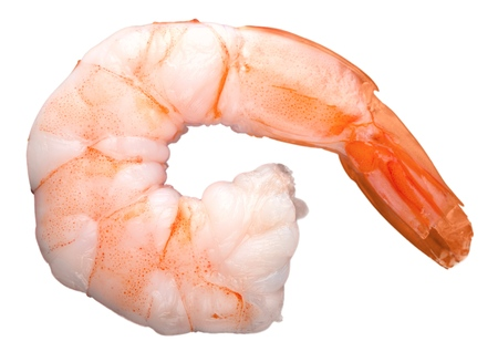 food state: Shrimp. Stock Photo