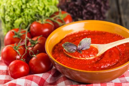 marinara: Marinara. Stock Photo