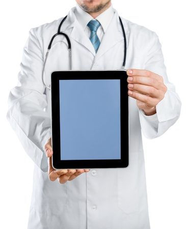 tablet computer: Health.
