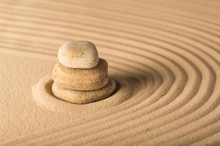 zen: Sand.