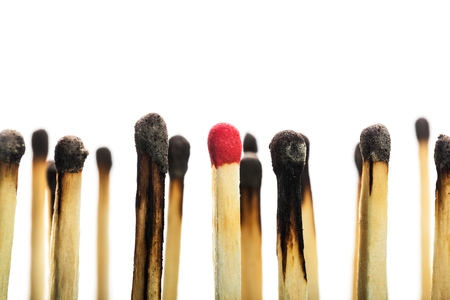 Individuality. Stock Photo