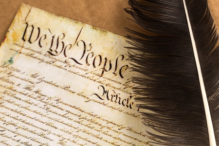 constitutional law: US Constitution.