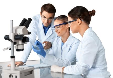 biotecnologia: Laboratorio.