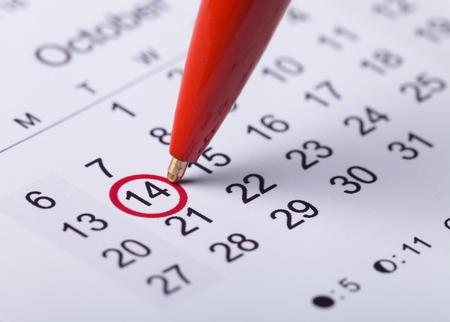 Kalendář.