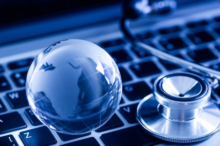Santé et médecine. Banque d'images - 48768481
