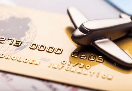 commercial activity: Credit Card.
