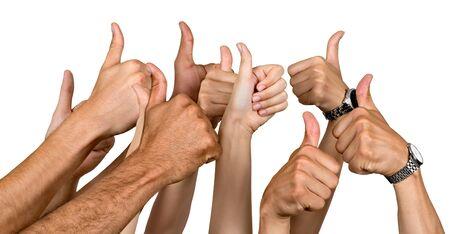 thumbs up: Thumbs Up.