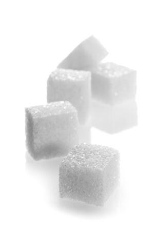 sugar cube: Sugar.