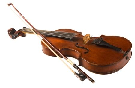 instrumentos de musica: Violín.