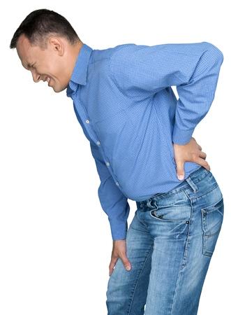 back: Back. Stock Photo