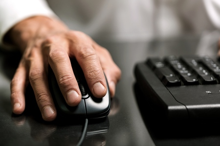 teclado de ordenador: Computadora.