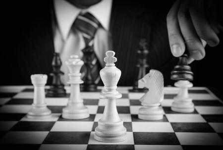 Schach.